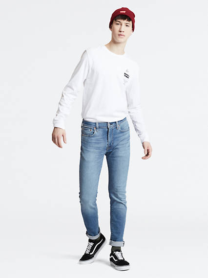 519™ Extreme Skinny Fit Jeans - Flex