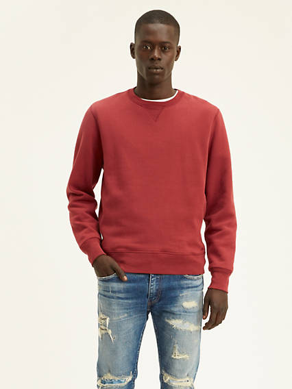 Levi's® Made & Crafted® Crewneck Sweatshirt