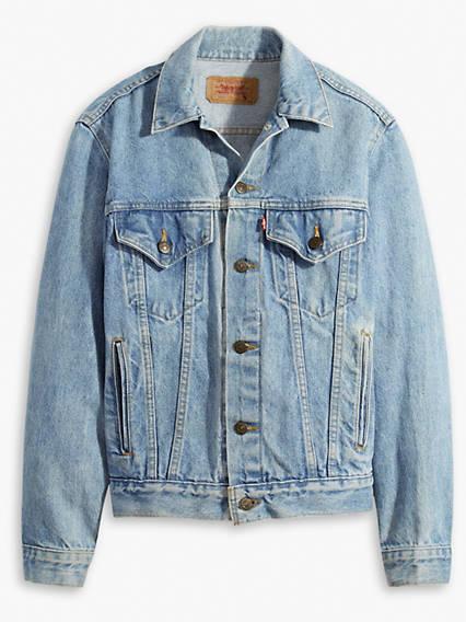 Authorized Vintage Trucker Jacket