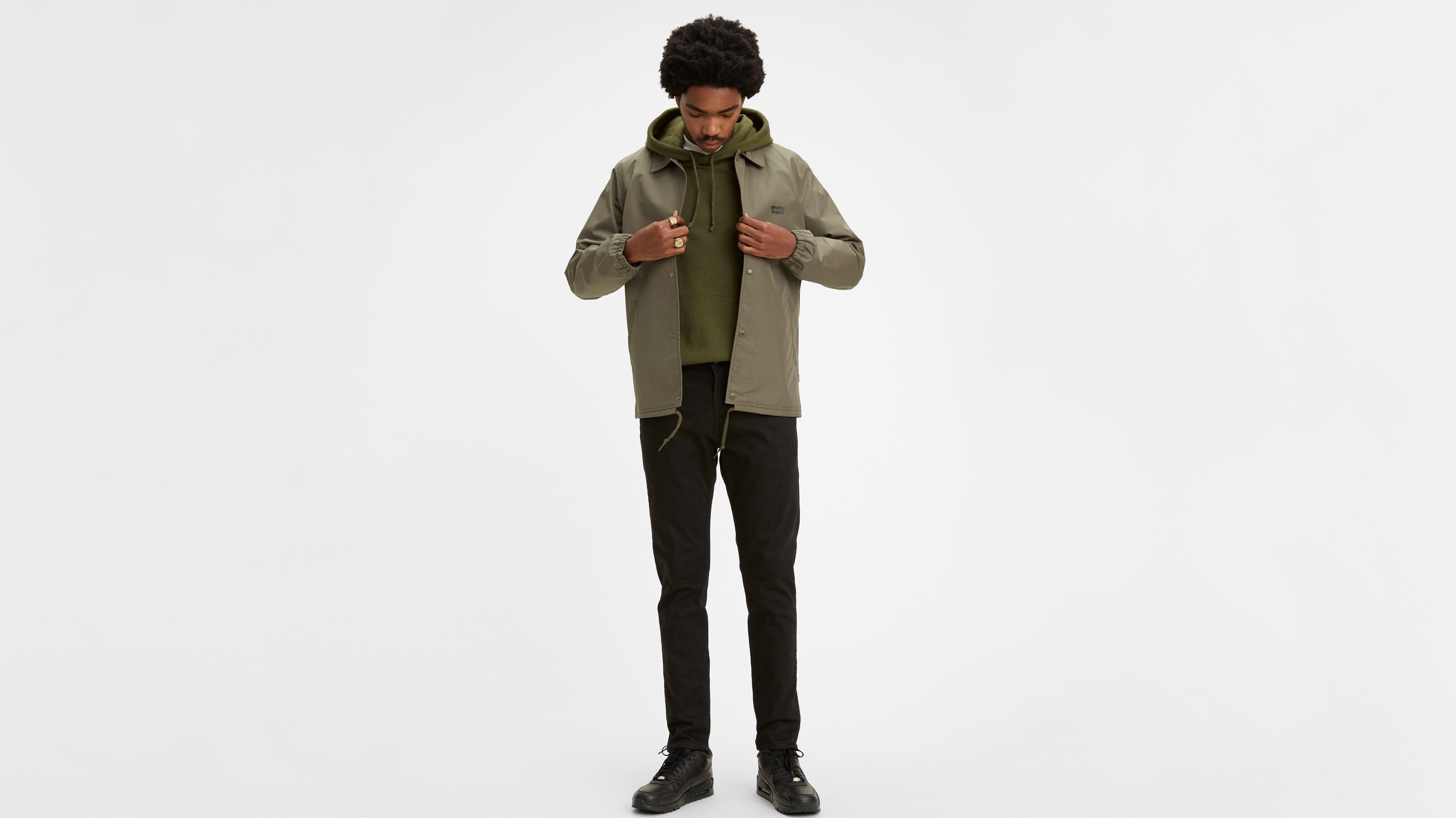 Nouveau Homme taille 38 court vert clair//Sage Coton Stretch Pantalon Chino//slim