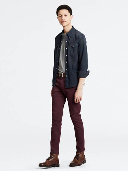 512™ Slim Taper Fit Trousers - Cool