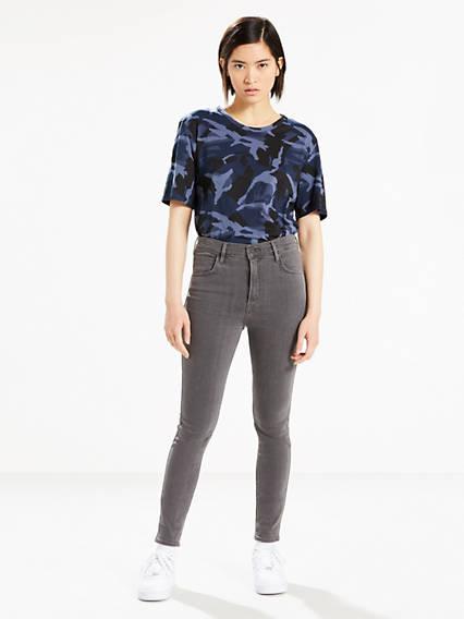 Line 8 High Skinny Jeans