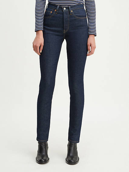 501MD Jean filiforme extensible