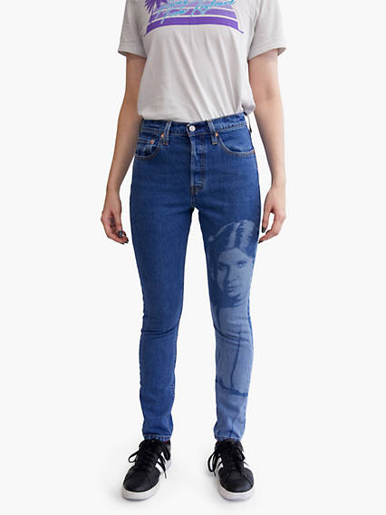 Custom 501® Skinny Women's Jeans