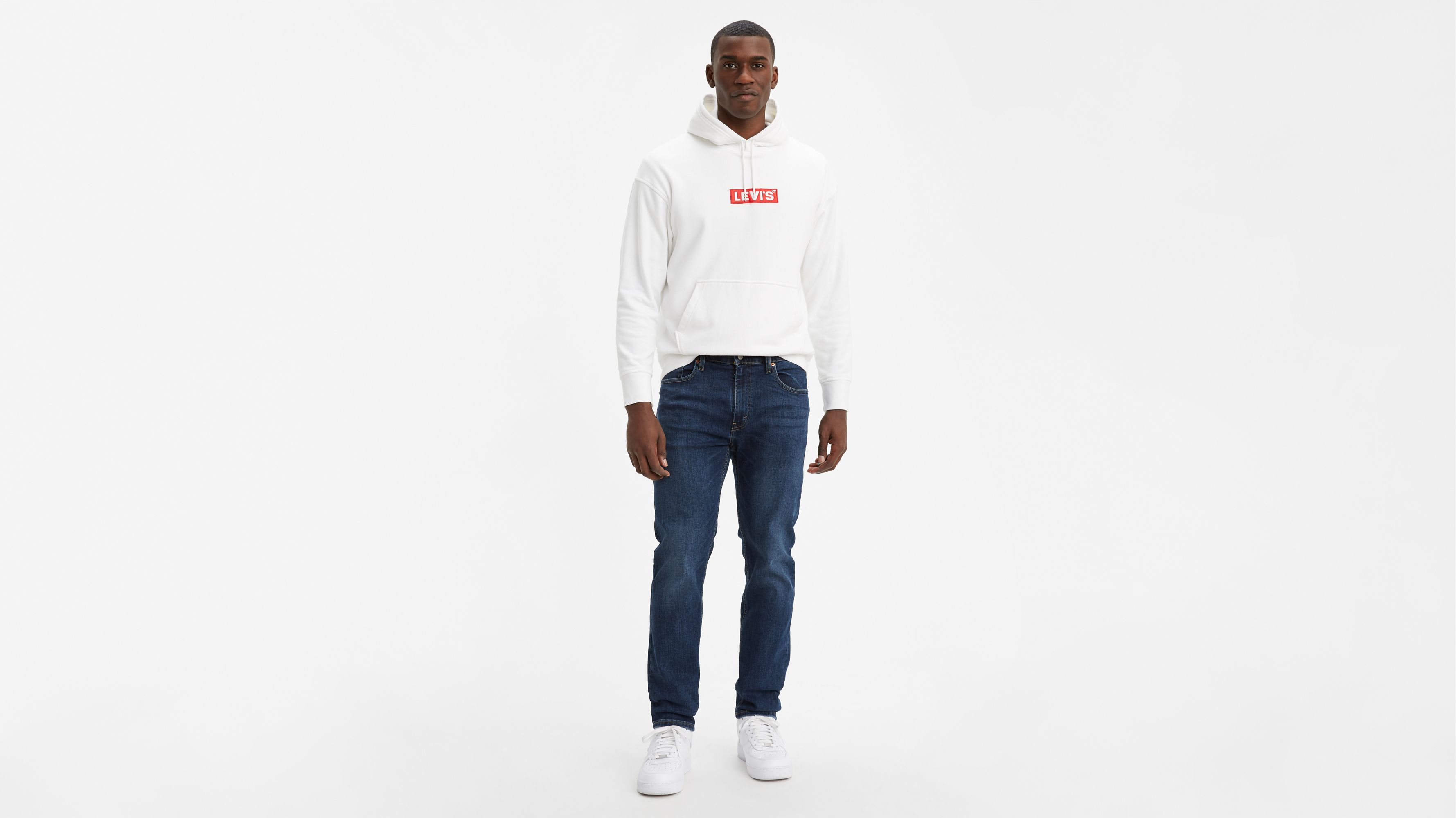 5022122 Taper Fit Levi2019s00ae Flex Men's Jeans