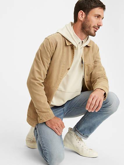 502™ Taper Fit Selvedge Men's Jeans