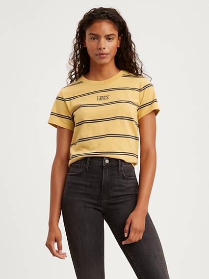 Graphic Surf Tee Shirt