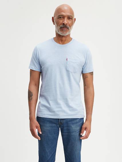 Sunset Pocket Tee Shirt