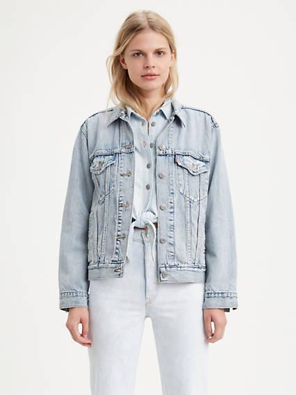 Ex-Boyfriend Trucker Jacket
