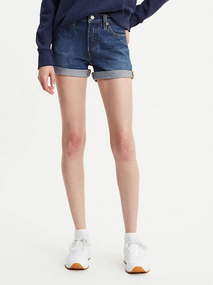 501® Long Womens Shorts