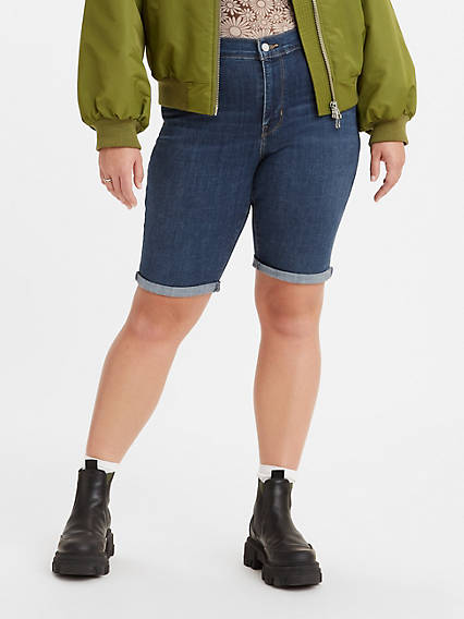 Bermuda Womens Shorts