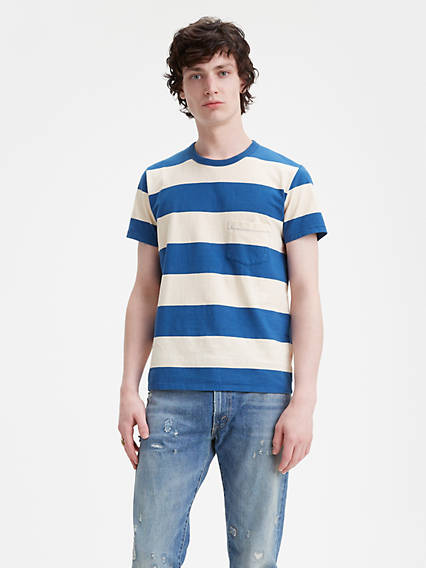 Levi's® Vintage Clothing 1960's Casual Levi's® Stripe