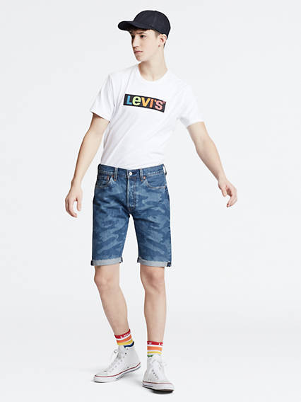 501® Original Cutoff Short