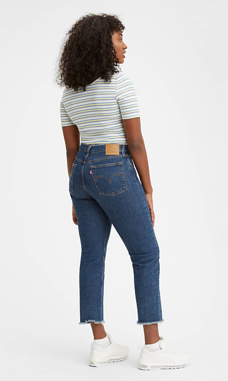 Wedgie Fit Straight Women's Jeans - Medium Wash | Levi's® US