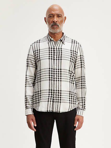 Classic Plaid No Pocket Shirt