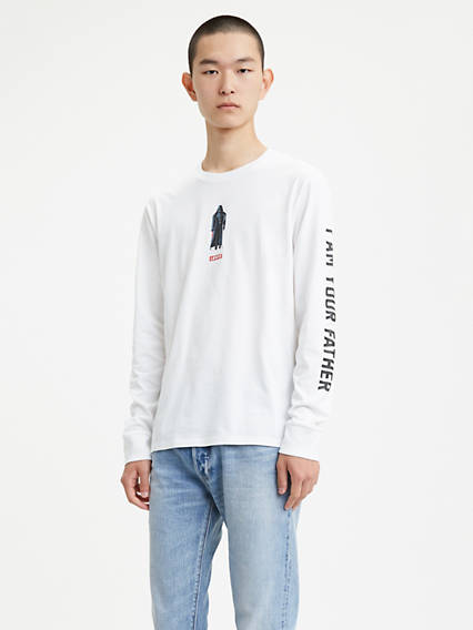 Levi's® x Star Wars Longsleeve Graphic Tee