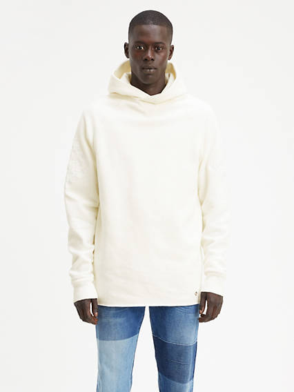 Levi's® Made & Crafted® Unhemmed Hoodie