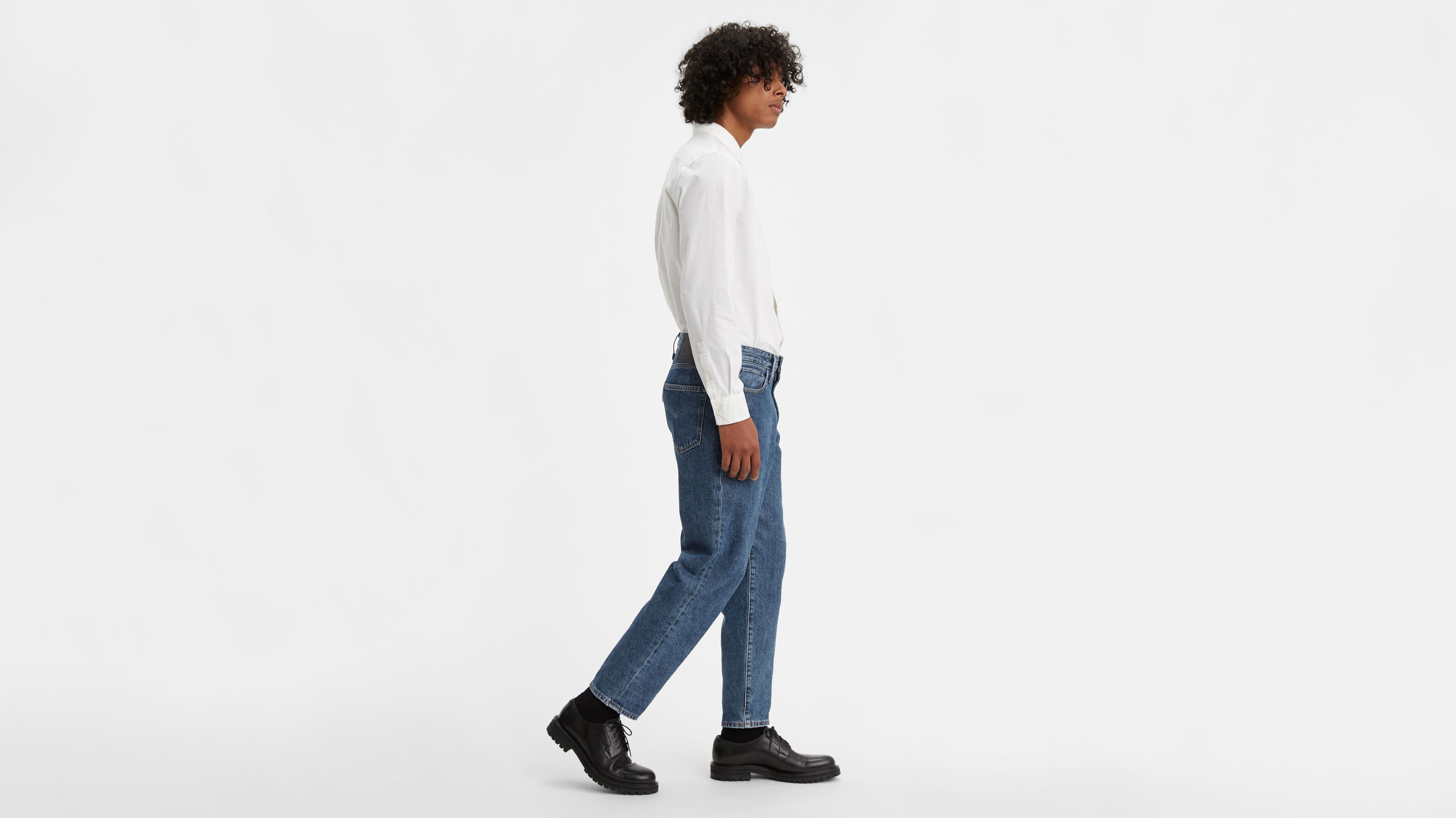 Levi's® Made & Crafted Draft Taper Bleu | Levi's® FR