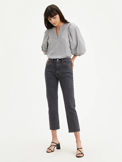 501? Original Cropped Women's Jeans