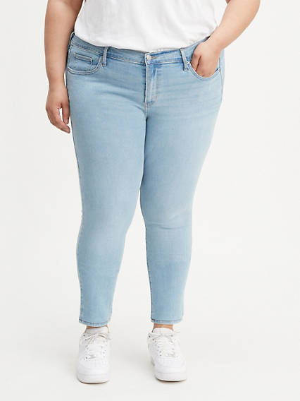 5a9ab33b Plus Size Women's Clothing | Levi's® US