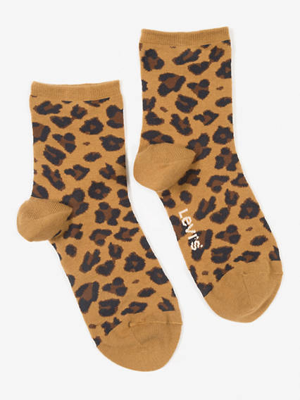 Levi's® Women Giftbox Lurex Leopard 3P