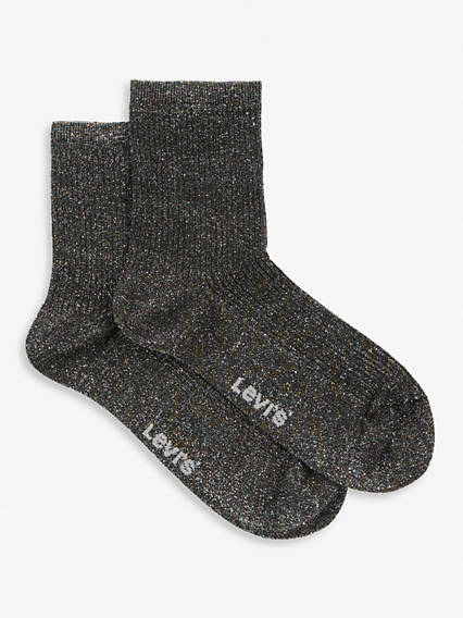 Levi's® Socks- Short Cut Lurex (1 Pair)