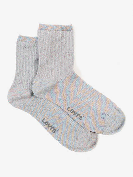 Levi's® Socks-Short Cut Lurex (1 Pair)