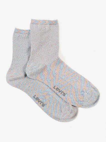 Levi's® Socks-Short Cut Lurex (1 Pair)