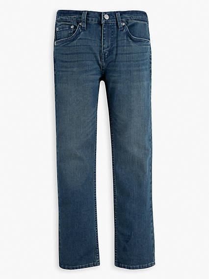 514™ Straight Fit Big Boys Jeans (8-20)