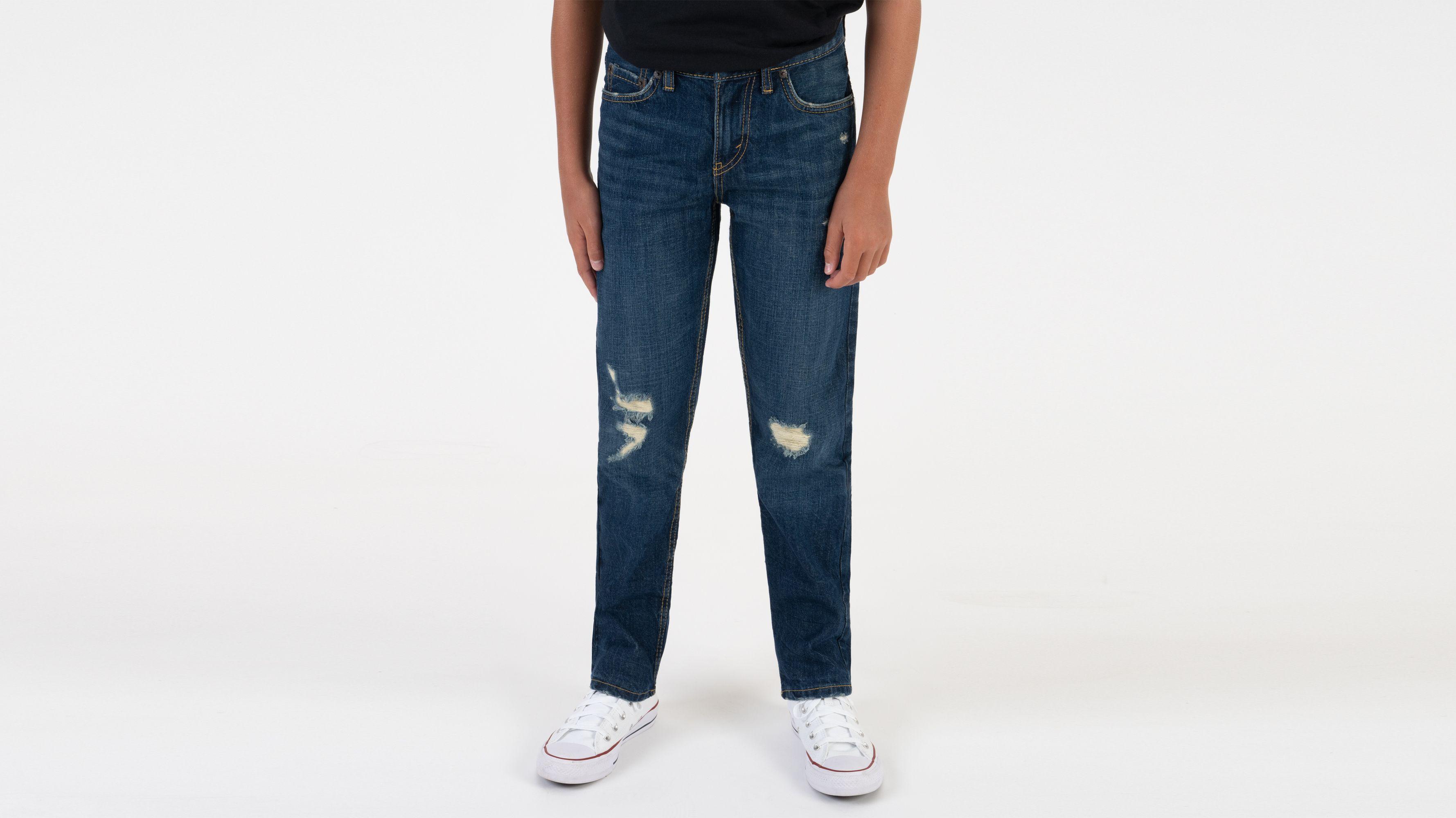Big Boys 8-20 502™ Taper Fit Jeans