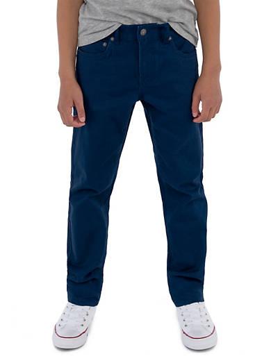 502™ Taper Fit Big Boys Jeans 8-20