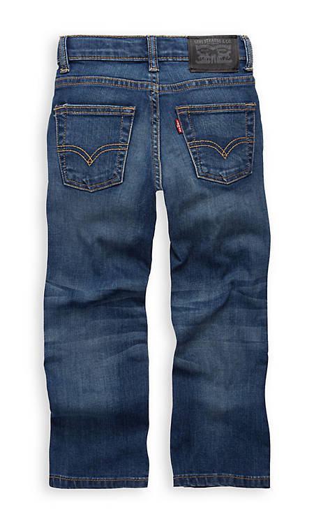 511™ Slim Fit Performance Big Boys Jeans 8-20 - Light Wash | Levi's® US