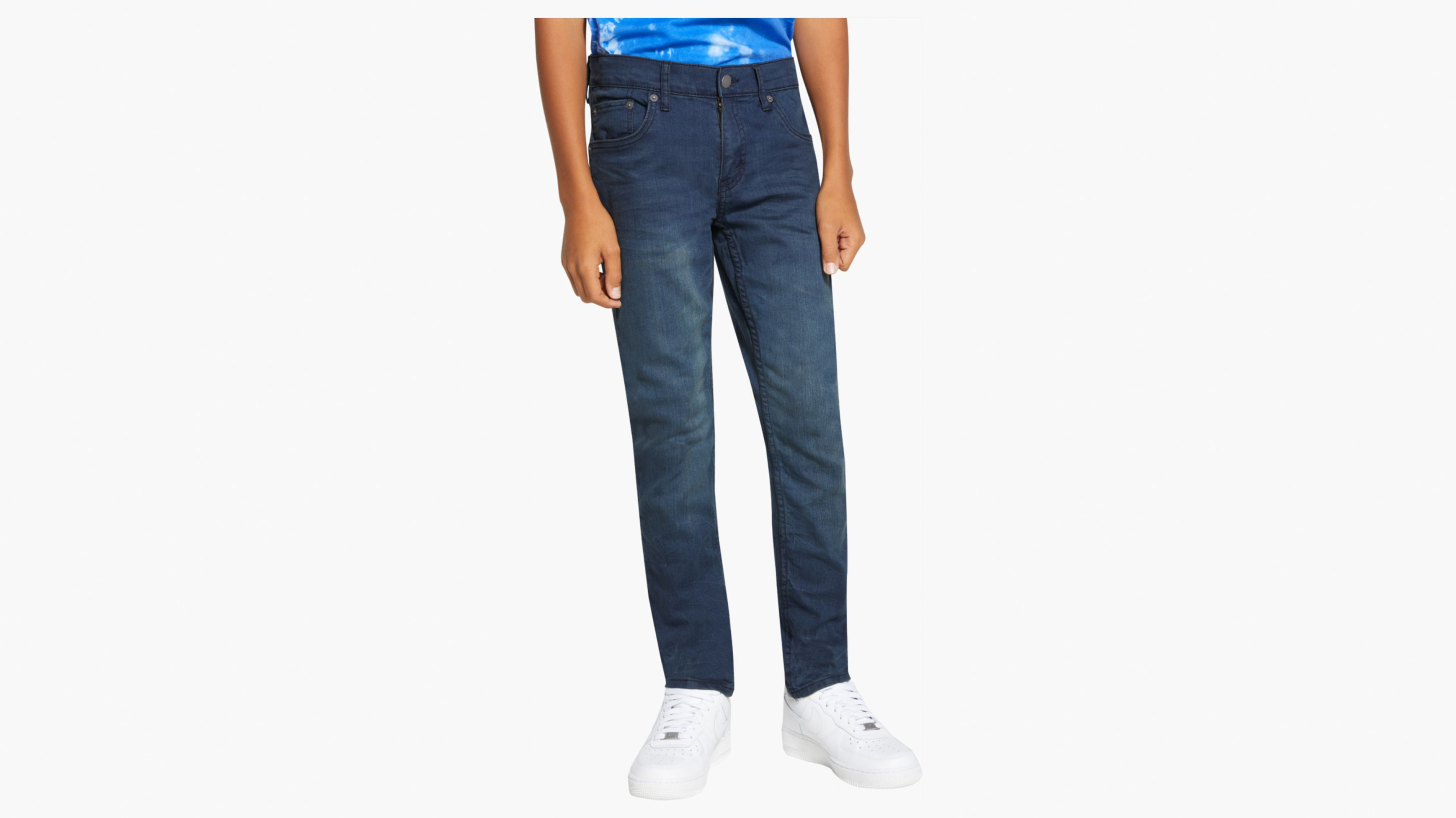 Big Boys 8-20 5122122 Slim Taper Jeans