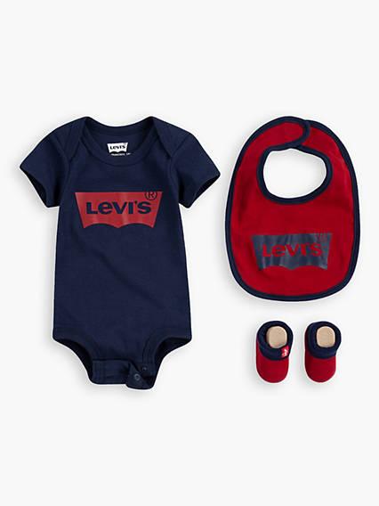 Baby Bodysuit Bootie Set