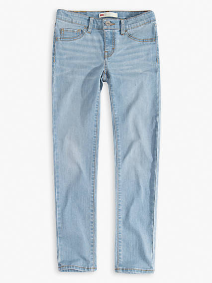 710 Ankle Super Skinny Big Girls Jeans