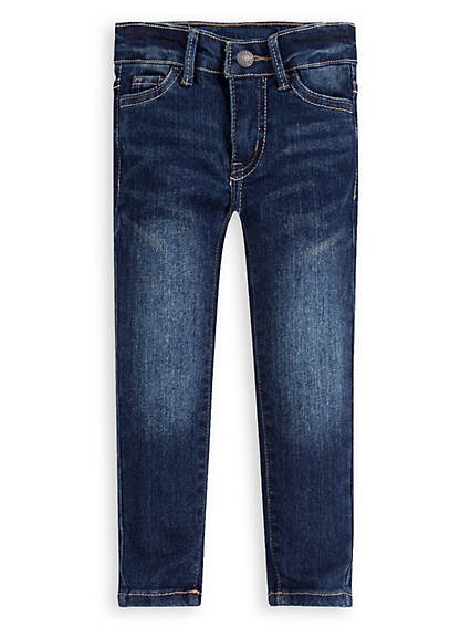 Toddler Girls 2T-4T 710 Super Skinny Jeans