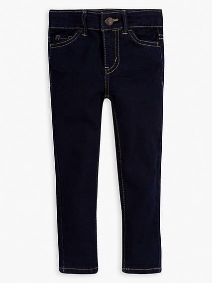 Toddler Girls 2T-4T 710 Super Skinny Jeans