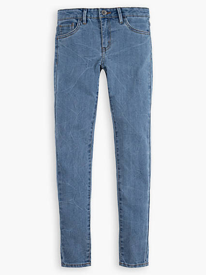 Big Girls 7-16 710 Super Skinny Jeans