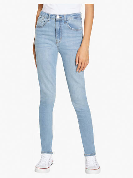 720 High Rise Super Skinny Fit Big Girls Jeans 7-16