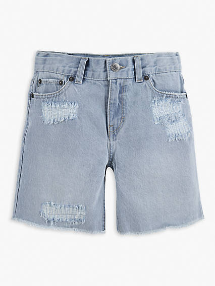Big Girls 7-16 Girlfriend Midi Shorts