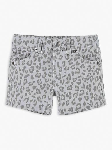 Big Girls (7-16) Shorty Shorts