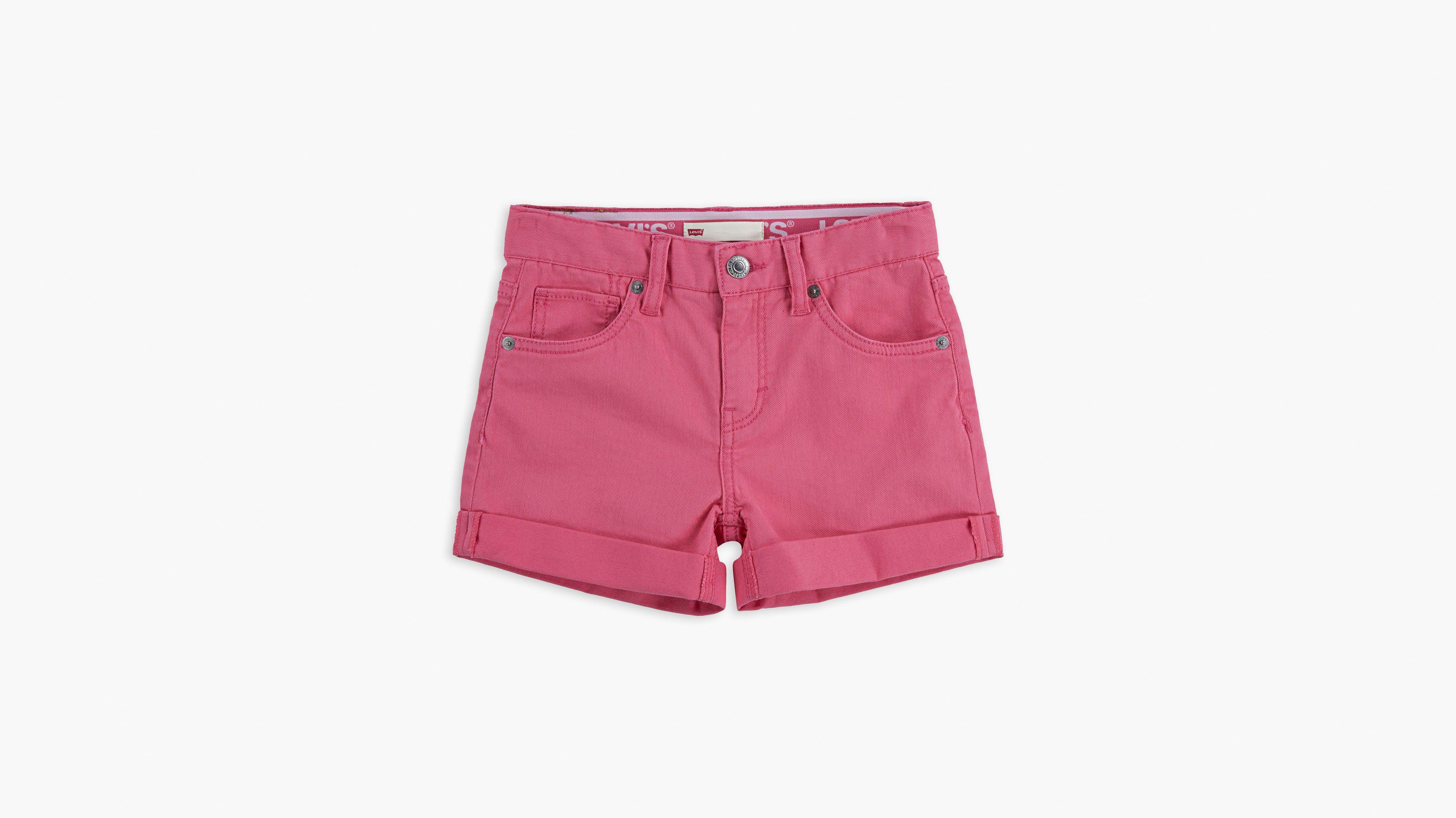Little Girls 4-6x Girlfriend Shorty Shorts