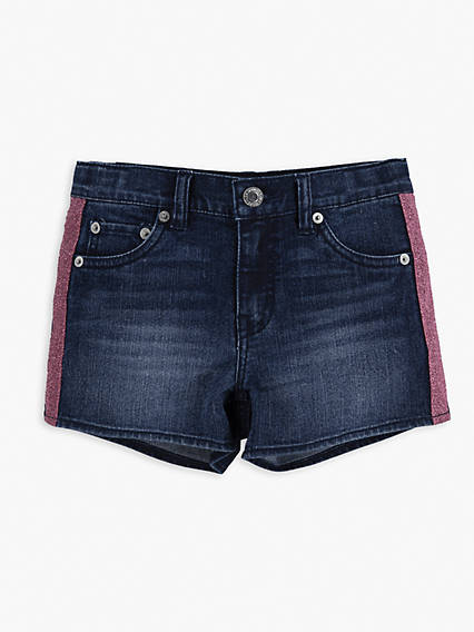 Little Girls (4-6x) Shorty Shorts