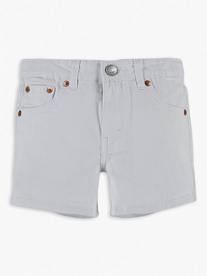 Little Girls 4-6x Shorty Shorts