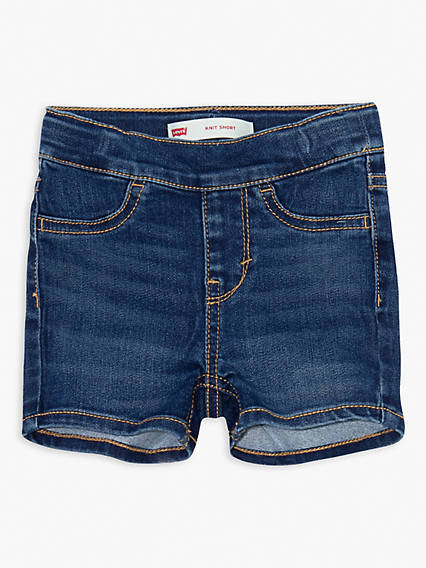 Toddler Girls 2T-4T Pull-on Shorts