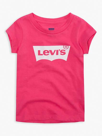 Baby Girls Graphic Tee Shirt