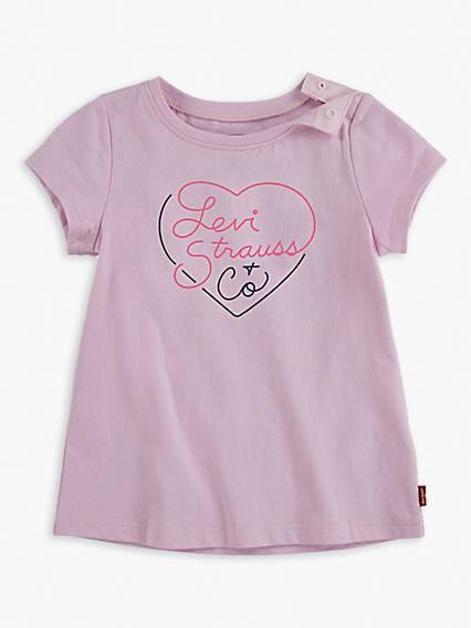 Baby 12-24M Heart Tee Shirt