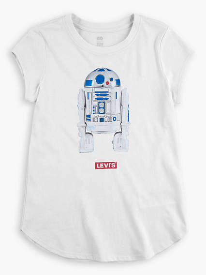 Big Girls Levi's® x Star Wars Graphic Tee Shirt