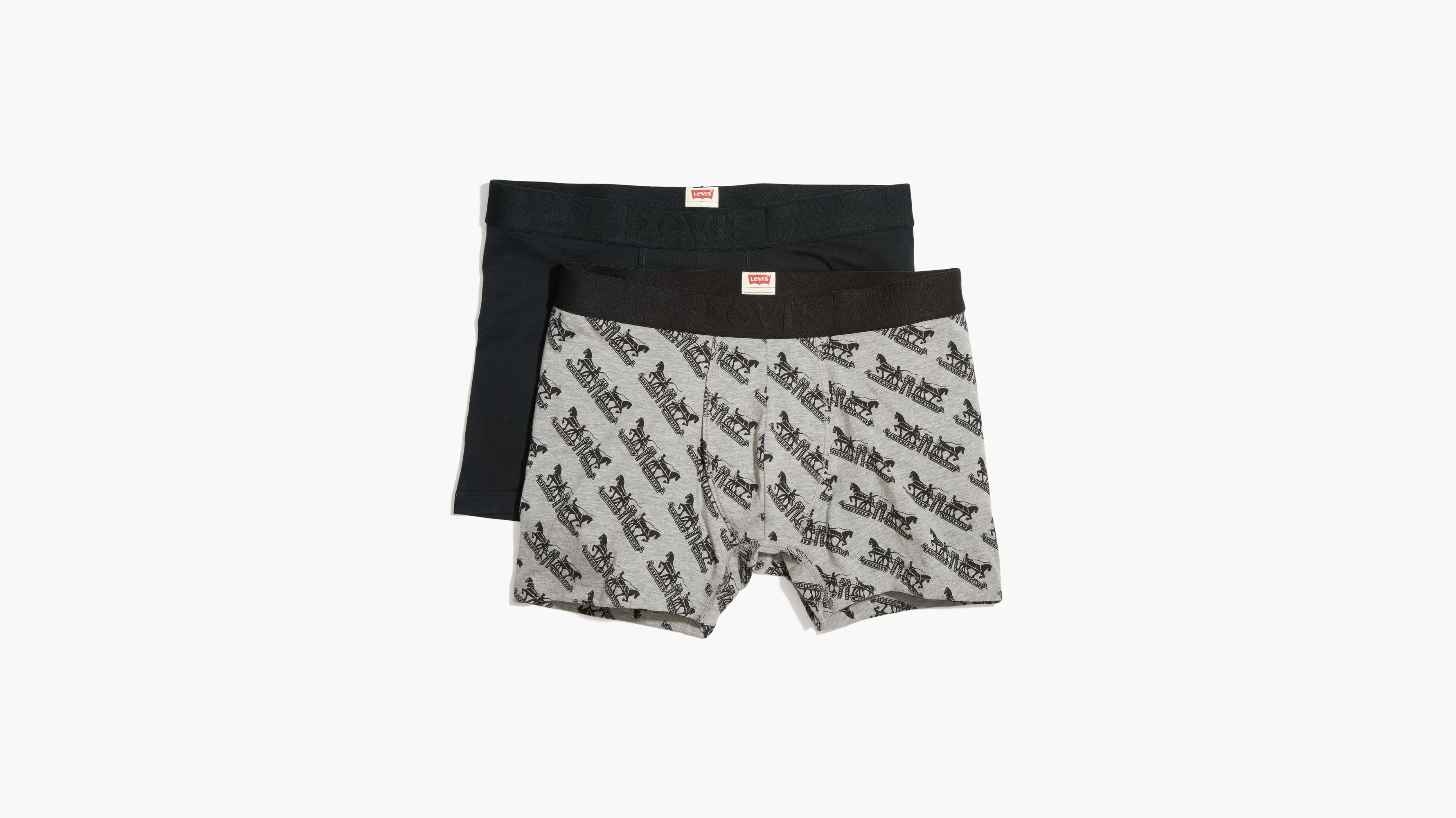 Levi2019s00ae 2-Pack Boxer Briefs