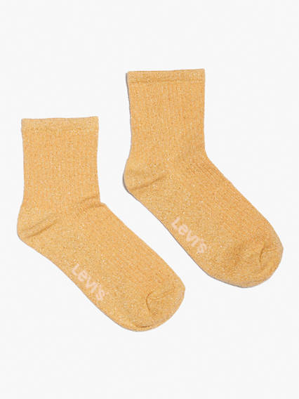 Lurex Short Socks